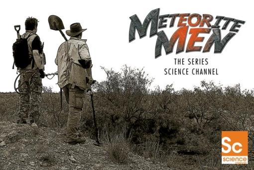 Science Channel Meteorite Men